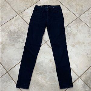 White House Black Market Mid-Rise Skinny Jean 2